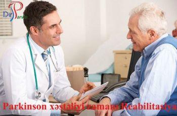 Parkinson xəstəliyi zamanı fizioterapiya